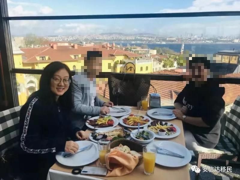邂逅伊斯坦布爾——安信達客戶Z先生一家考察土耳其房產(一)